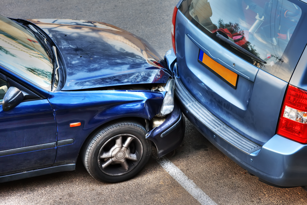 car accident bump and rob what do you do taubman law
