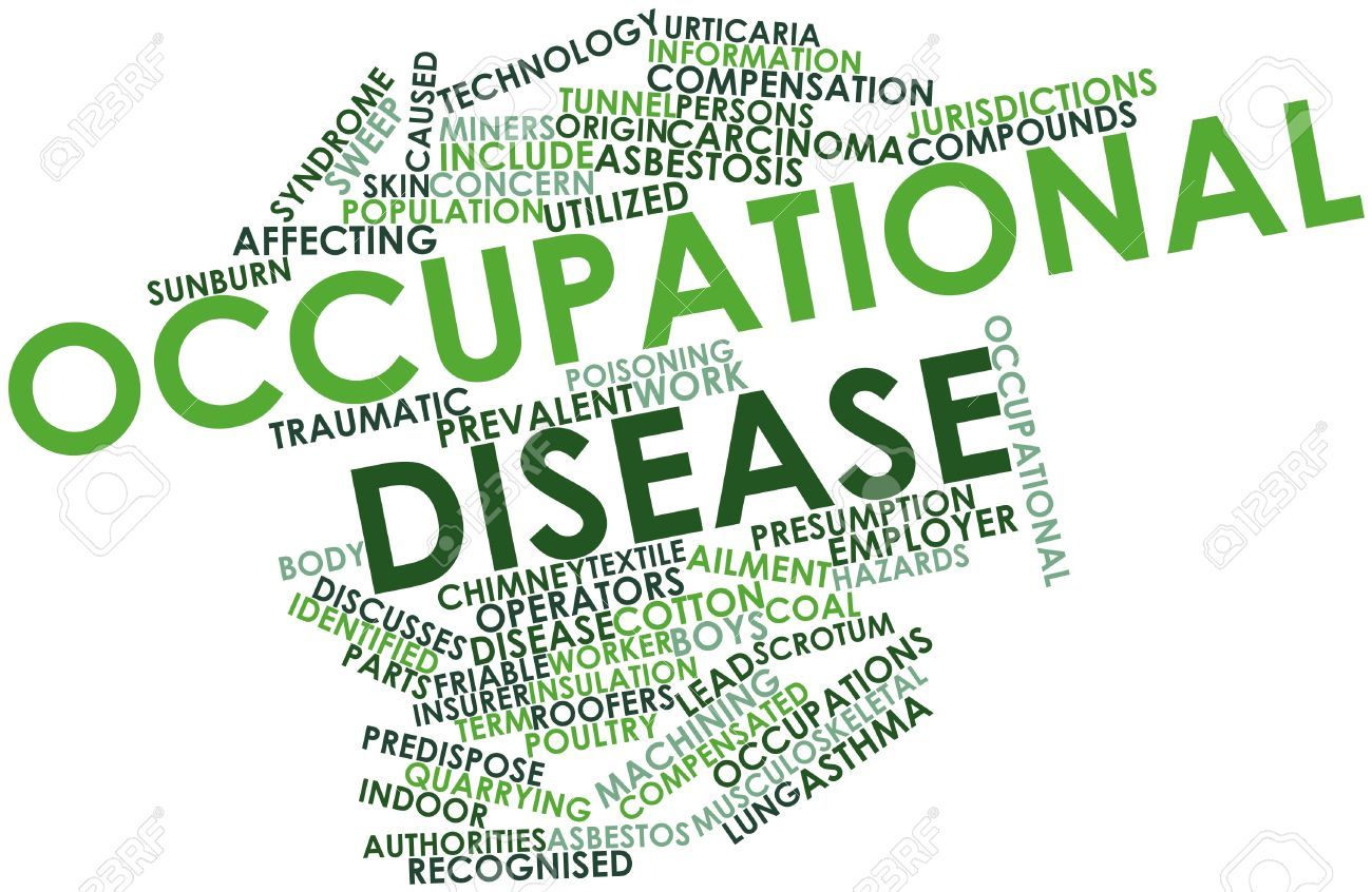 occupational disease 1 cancer of the epithelial lining of the bladder (papilloma o the bladder) work involving exposure to alphanaphthylamine, beta-naphthylamin or benzidine or any.