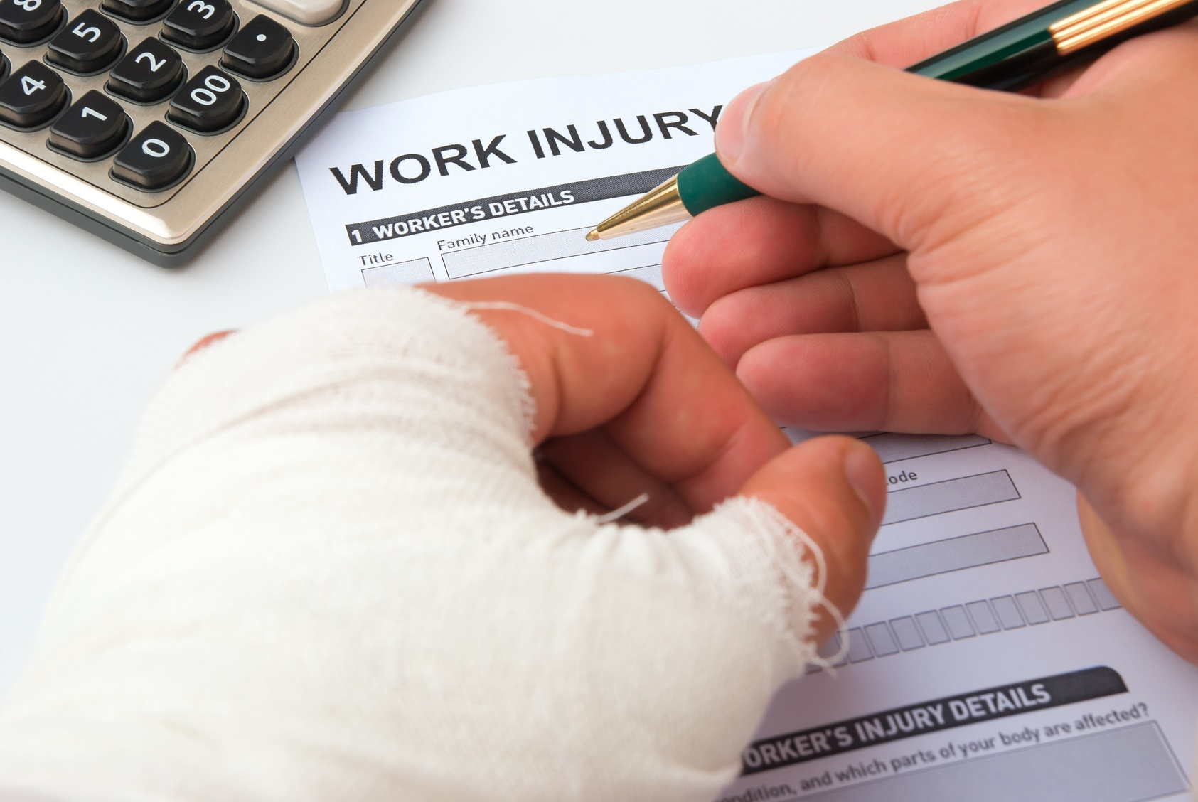 Know When You Can Apply for Workers' Comp Benefits in Ohio