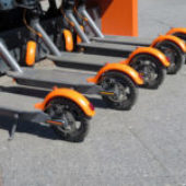 Electric Scooter Rentals in Cleveland — What Do You Do in Case of Accident?